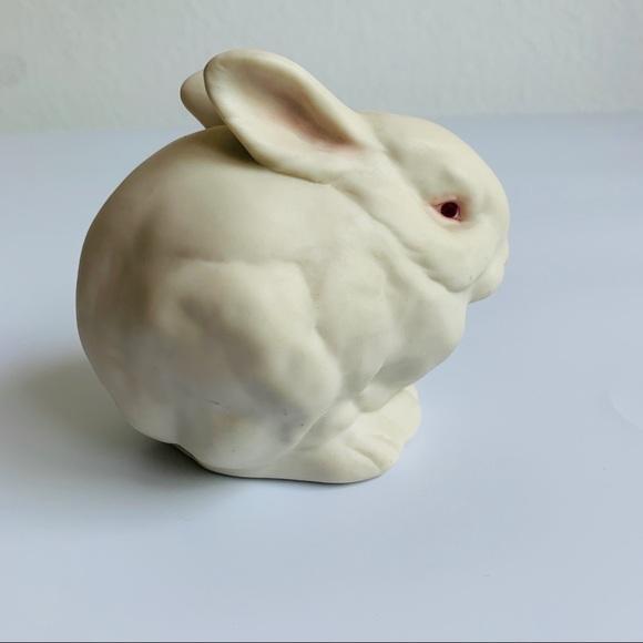 Vintage Other - Vintage Cybis White Rabbit